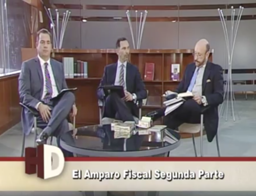 EL AMPARO FISCAL MEXICANO II, ACTUALIDADES 2014