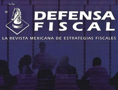 LAS GRANDES FIRMAS DE FISCALISTAS EN MÉXICO 2016